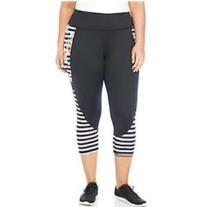 Zelos Plus Size Capri - New with tags